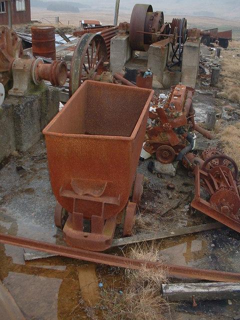 Pant-Y-Gwaith mine