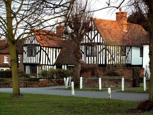Aubyns, Writtle, Essex