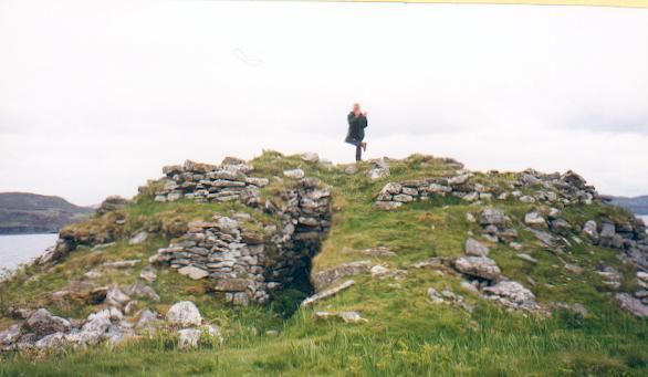 Dun Ringill, Skye