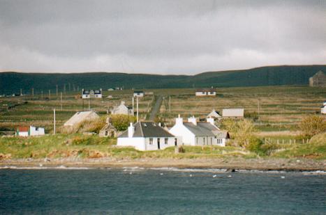Kilmuir village