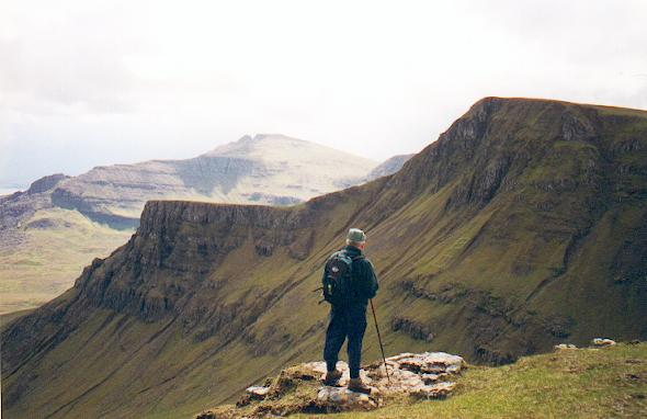 On the Trotternish ridge