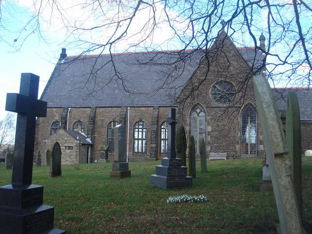 Heapey, St. Barnabas