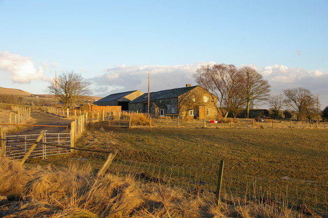 Moor Side Farm, Moorside Road, Edgworth
