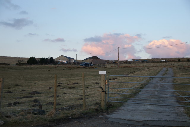 Pastures Higher Barn
