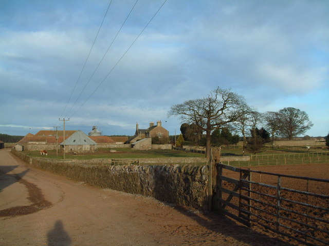 Leuchars Castle Farm