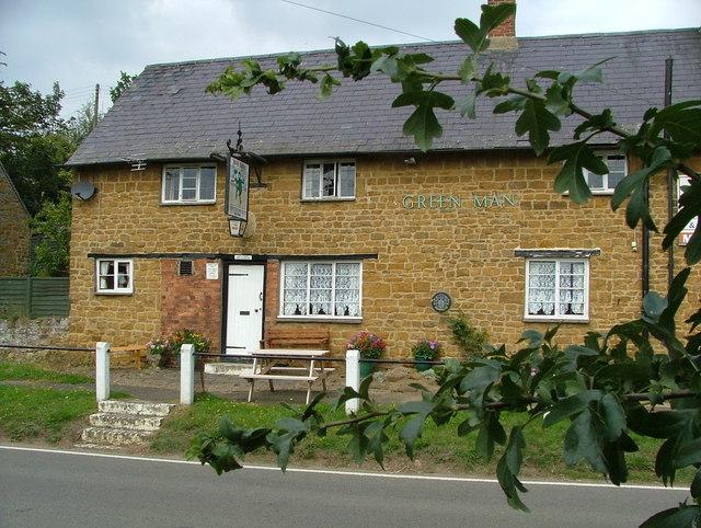 Green Man Inn, Mollington