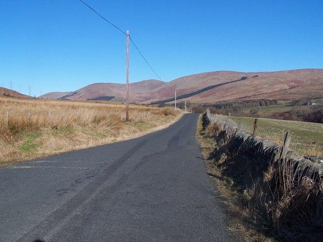 Glen Fruin Road