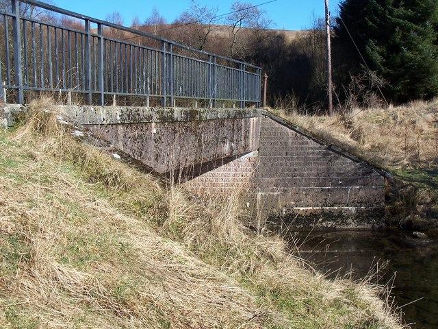 Glen Fruin, West Kilbride Bridge