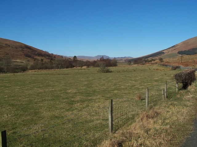 Glen Fruin, Farmland