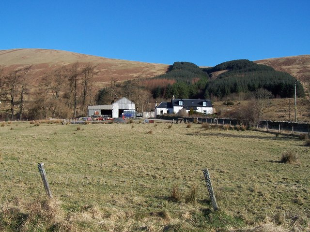 Glen Fruin, Blairnairn Farm