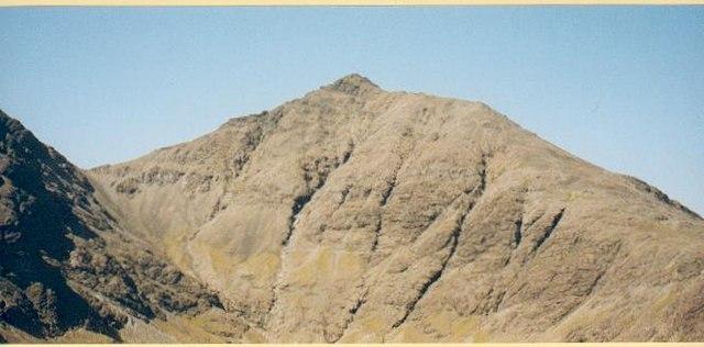 Garbh Bheinn [Garven], Skye