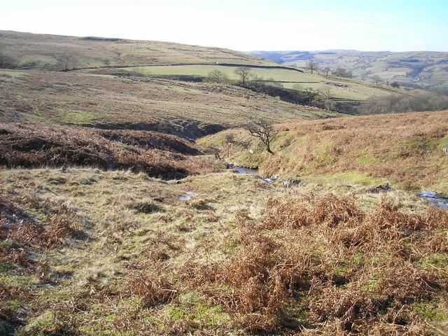 Becks on Middleton Fell