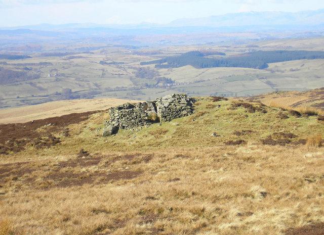 Shelter on Middleton Fell