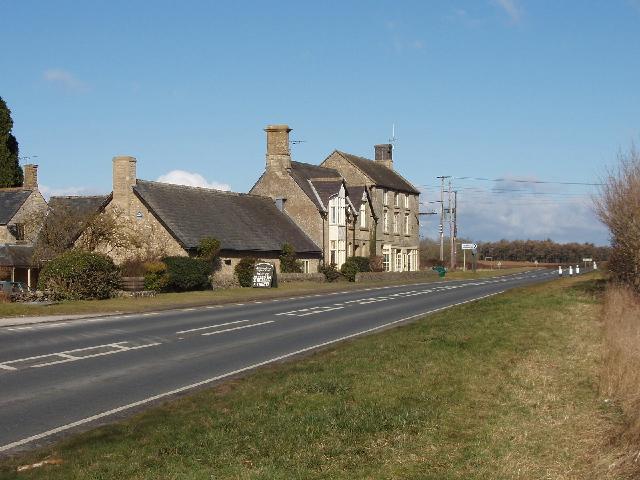 Merrymouth Inn, near Fifield