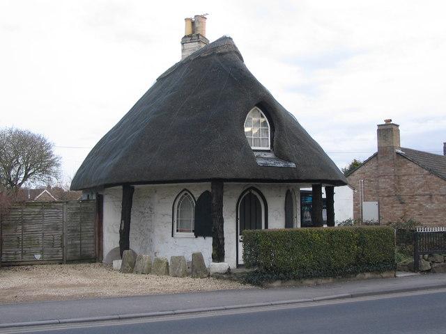 Toll house at Islington