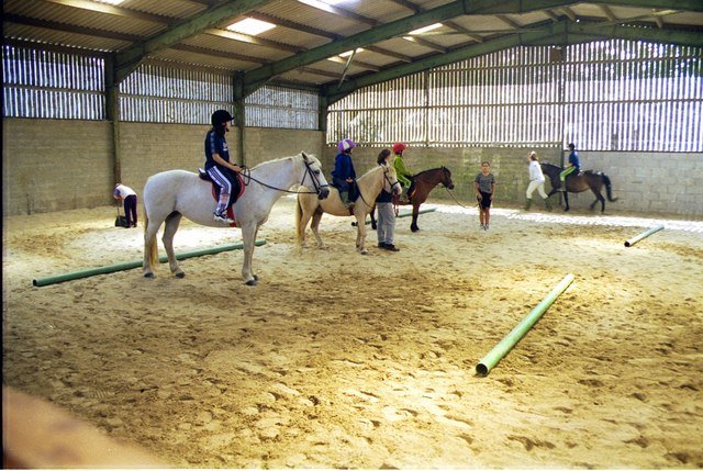 Riding School, North Hoggs Park