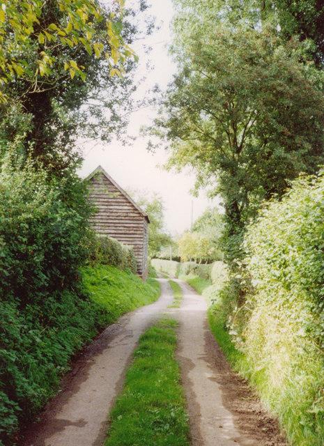 Goldersfield Lane