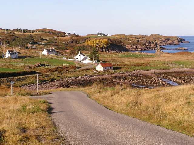 The hamlet of Cove