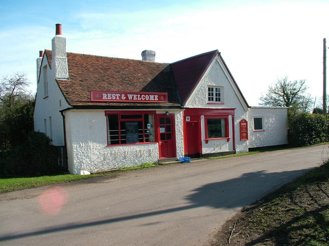 The Rest & Welcome Pub, Haultwick
