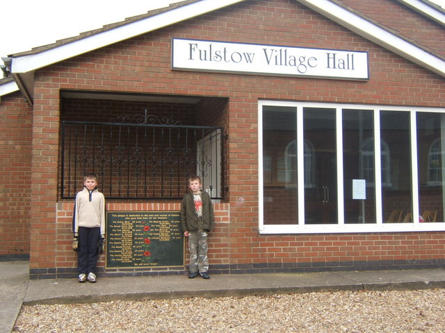 Fulstow Village Hall
