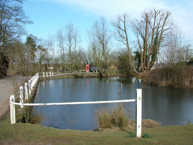 The Pond at Chapmore End