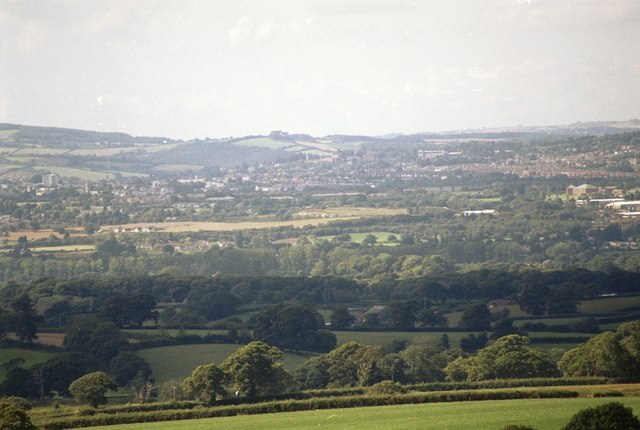 The View from Woodbury Common