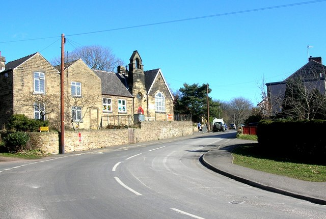 Unstone School, near Chesterfield