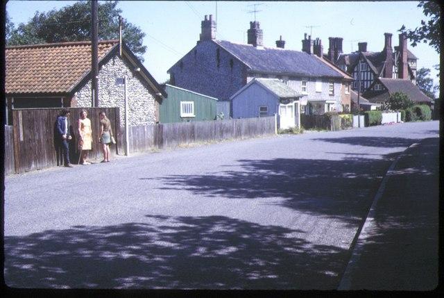 Overstrand, 1972