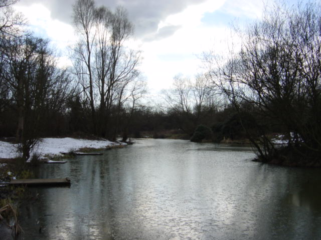 Fishing Pond, Carr Lane, Prescot