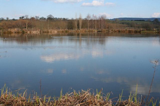 Kentisbeare: Goodiford Mill Fishery