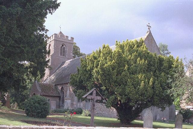 Coveney Parish Church