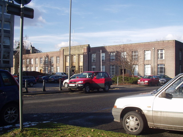 Stirling Council Head Quarters