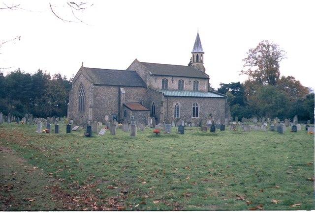 Great Hockham Church