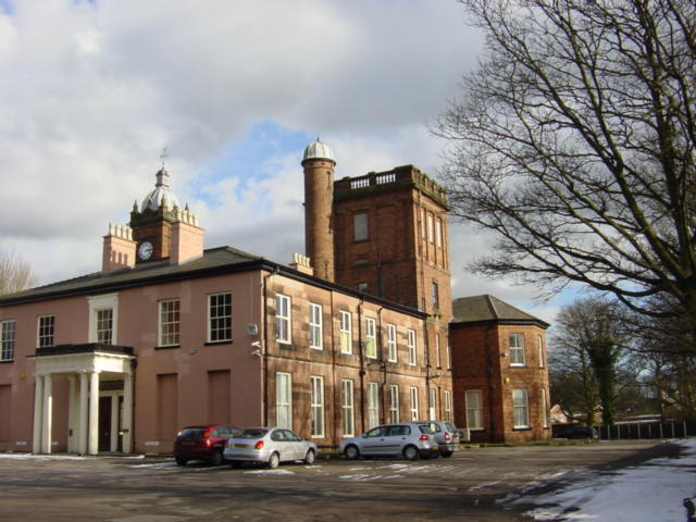 Hurst House, Huyton Lane