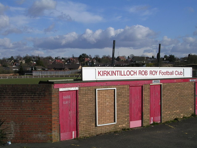 Kirkintilloch Rob Roy Football Club