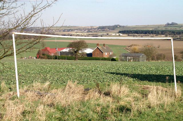 Bridge Farm, Wrawby