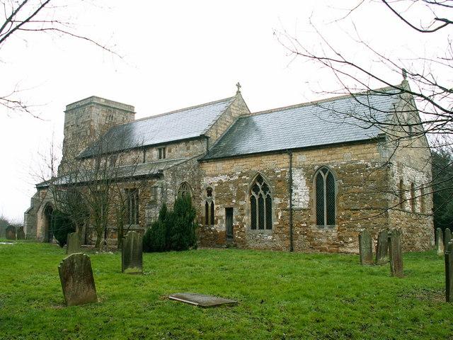 St. Peter's Church, East Halton