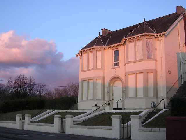 The Pink House, Fullarton
