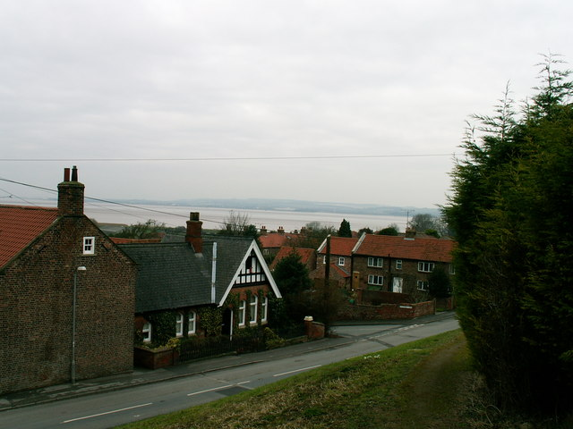 Housing on the Horkstow Road, South Ferriby