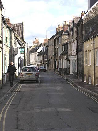 High Street, Bruton