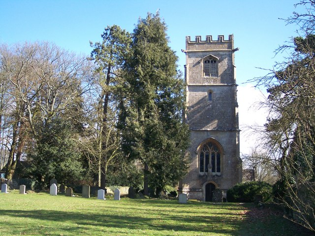 Elkstone Church
