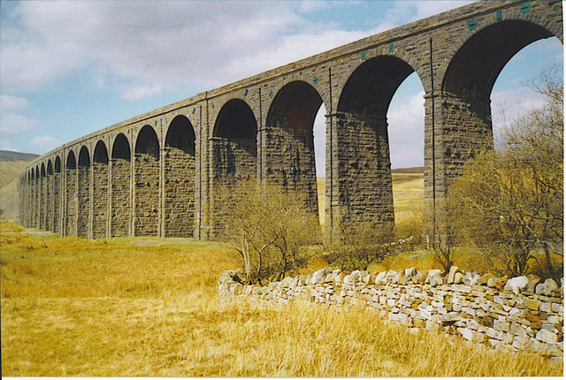Ribblehead Viaduct Arches.