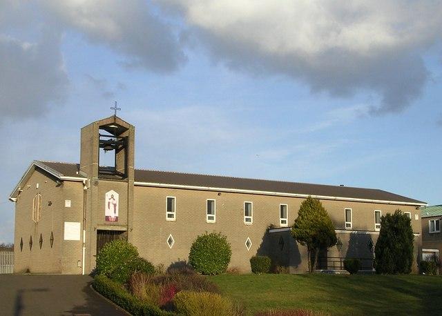 St Joachim Catholic Church, Carmyle