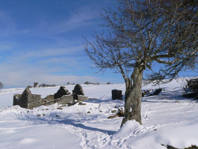 Rhwng-y-ddwyffordd, Mynydd Llanelian, near Colwyn Bay.