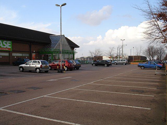 Horsted Retail Park, Rochester