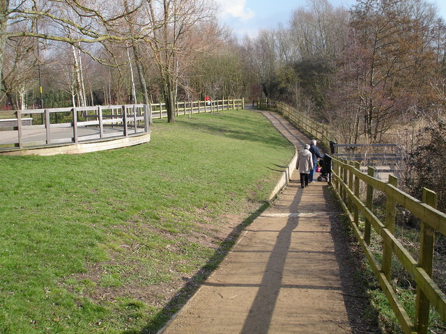 Arrow Valley Country  Park, Redditch