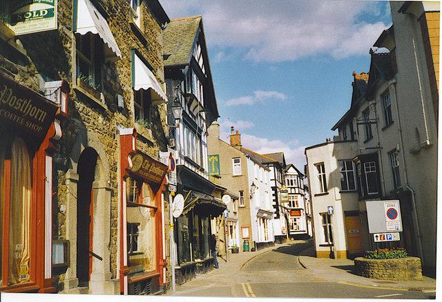 Sedbergh, Market Town.