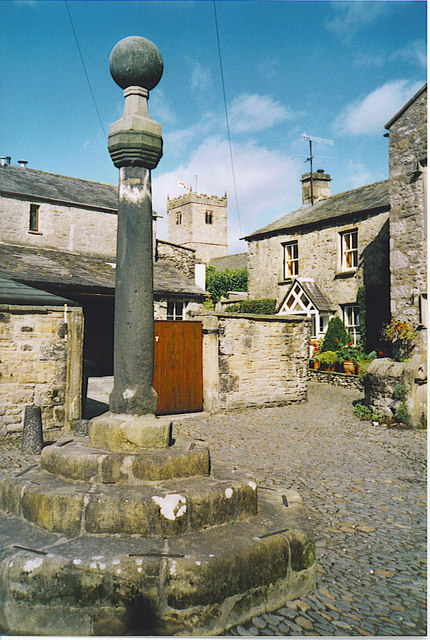 The Old Cross, Kirkby Lonsdale.