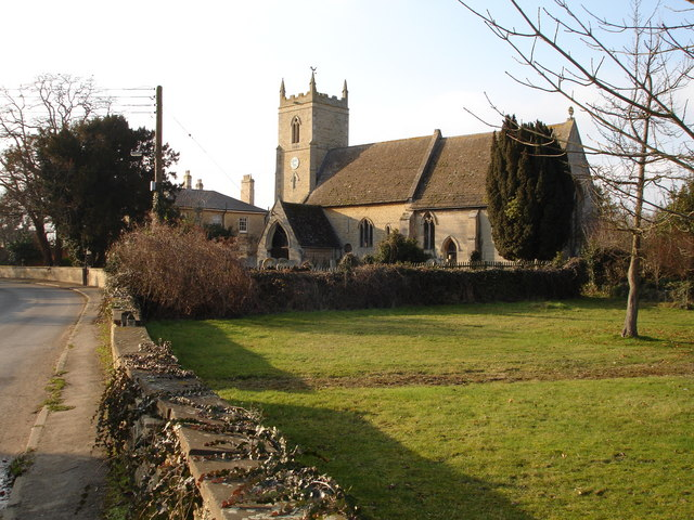 Church at Barholm