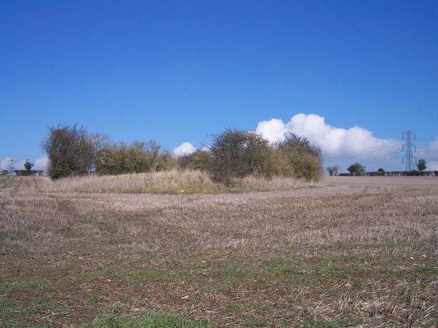Old Quarry near Upper Coberley